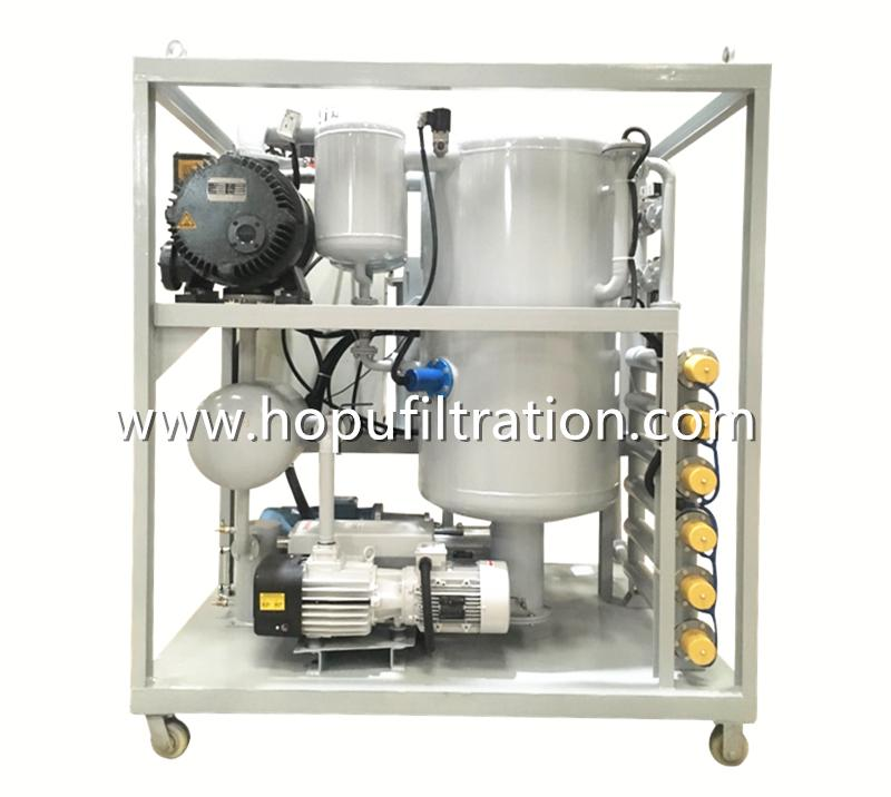 Vegetable Transformer Oil Filtration Plant 3
