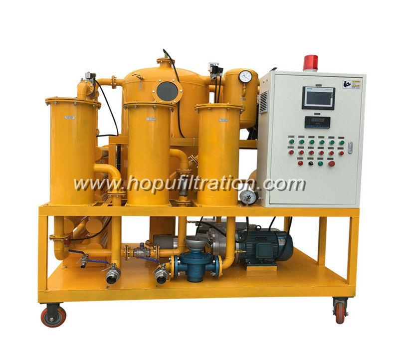 ZYD Double stage vacuum transformer oil purifier,insulation oil recycling plant 4