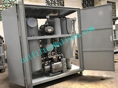 ZYD-I Transformer Oil Regeneration Plant,vacuum dielectric oil recycling system