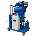 single stage insulation oil filtration equipment, waste switchgear oil purifier 2