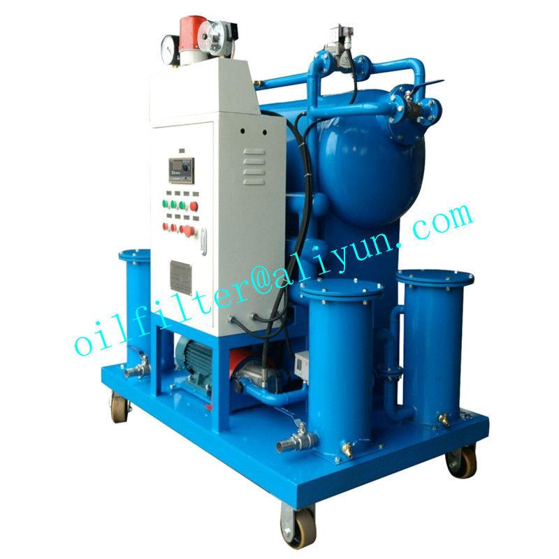 single stage insulation oil filtration equipment, waste switchgear oil purifier 4