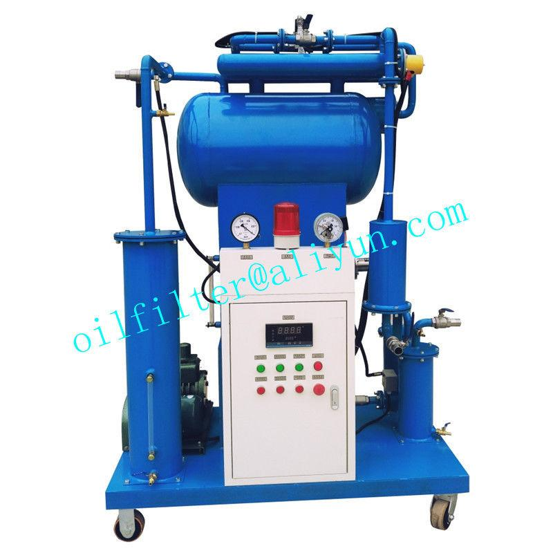 single stage insulation oil filtration equipment, waste switchgear oil purifier 5