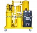 used hydraulic oil regeneration plant,