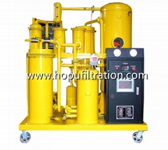 used hydraulic oil regeneration plant, aging centrifugal oil cleaning equipment