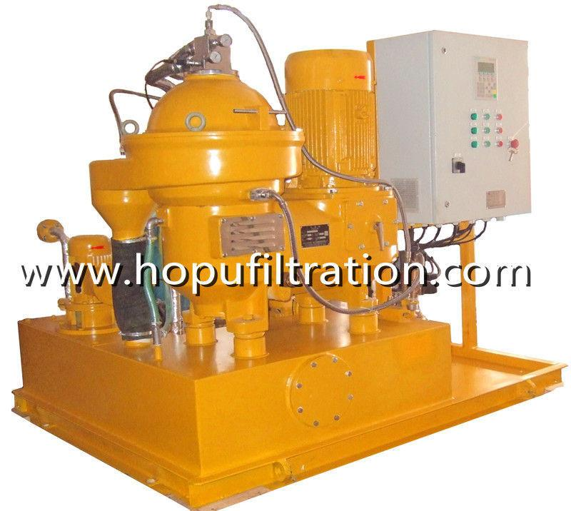 Heavy Fuel Oil Recycling Purifier, Gasoline Oil Dehydration System 2