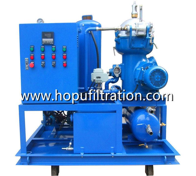 Heavy Fuel Oil Recycling Purifier, Gasoline Oil Dehydration System 4