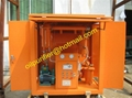 portable transformer oil purifier/used