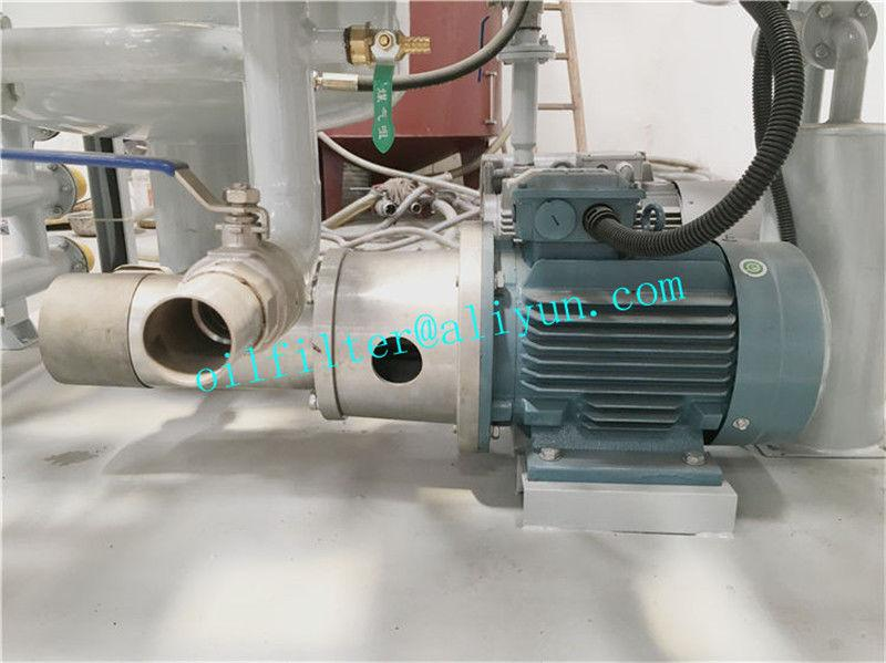 Lubricant Oil Recycling Machine 5