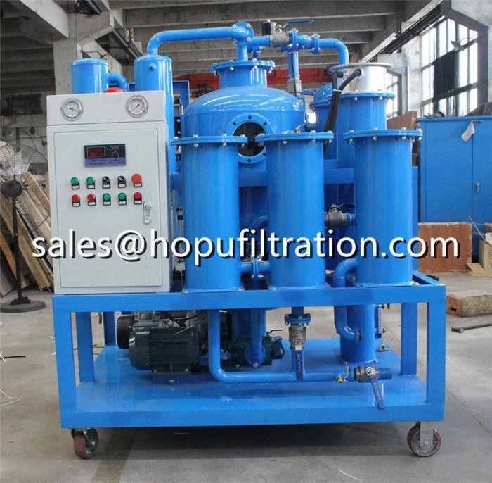 Used Turbine Oil Reclamation Machine 1