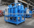 Used Turbine Oil Reclamation Machine 2