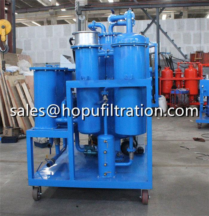 Used Turbine Oil Reclamation Machine 3