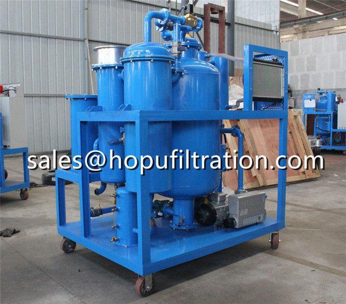 Used Turbine Oil Reclamation Machine 4