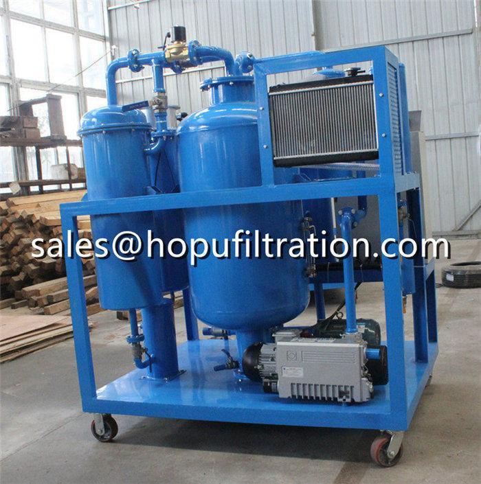 Used Turbine Oil Reclamation Machine 5