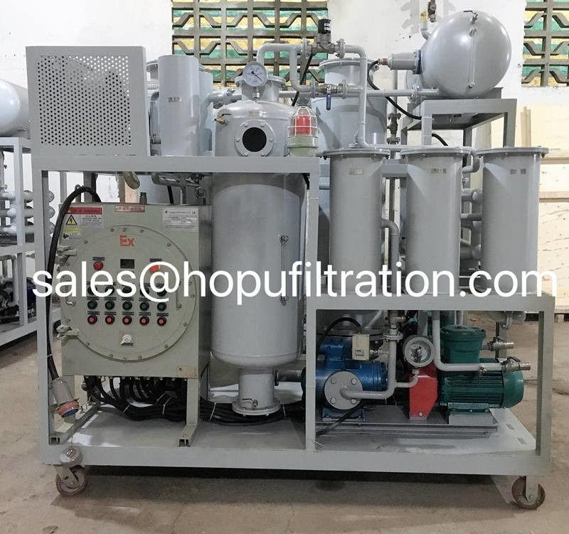 Cooking Oil Regeneration System 1