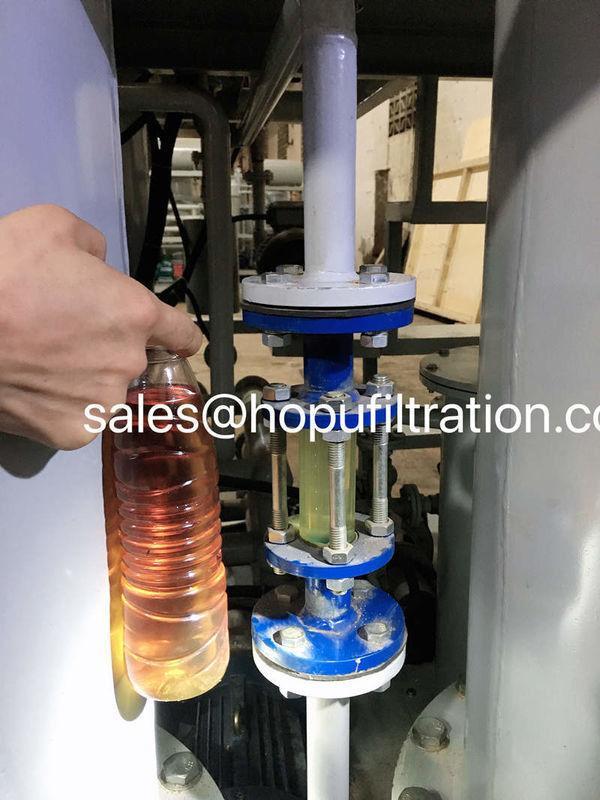 Cooking Oil Regeneration System 4