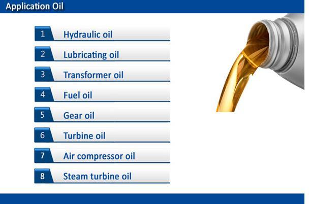 Cooking Oil Regeneration System 5