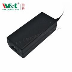 厂家直销桌面式120W电源适配器12V5ACE认证笔记本打印机专用