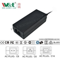 廠家直銷桌面式120W電源適配器12V5ACE認証筆記本打印機專用 4