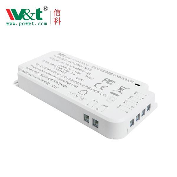 LED智能衣櫥櫃電源櫥櫃酒櫃展櫃專用2510杜邦端子二合一共用 2