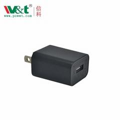 5V1A手機充電器USB接口迷你小巧ULCECCC認証