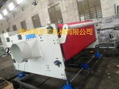 熔喷布生产线辅机设备 熔喷布网帘网带输送机 熔喷布网带成型机