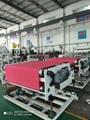 熔喷布生产线辅机设备 熔喷布网帘网带输送机 熔喷布网带成型机  2