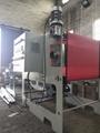 熔喷布生产线辅机设备 熔喷布网帘网带输送机 熔喷布网带成型机  4