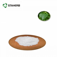 Eucommin leaf extract chlorogenic acid 98%