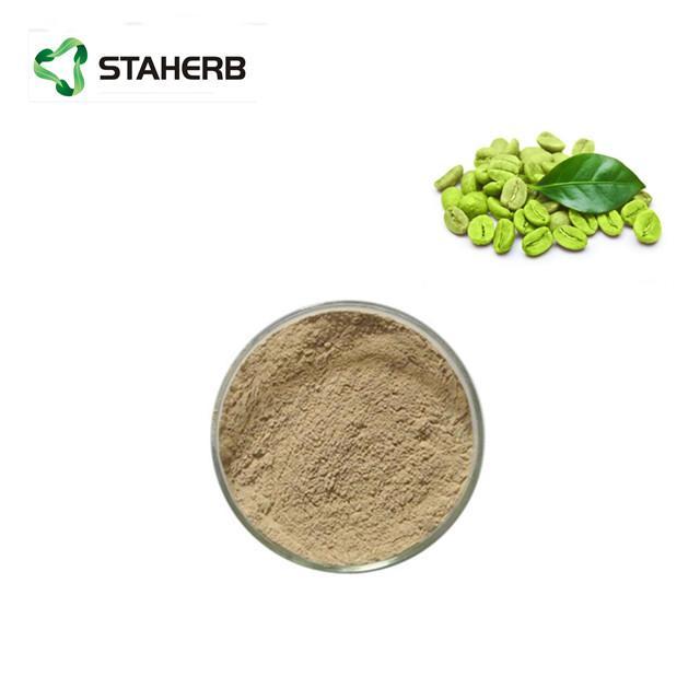 green coffee bean extract chlorogenic acid 5
