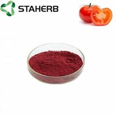 西红柿提取物番茄红素2%tomato extract lycopene 2%