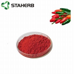 辣椒素capsincum Chilli Extract powder capsaicin
