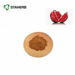 石榴皮提取物鞣花酸40% pomegranate extract ellagic acid 40%