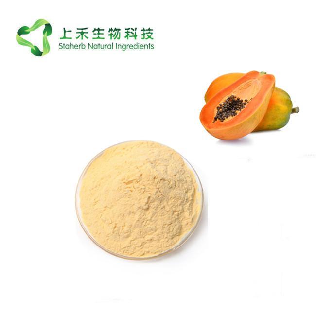 papaya fruit powder