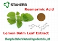 lemon balm leaf extract Melissa officinalis Extract