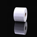 Self Adhesive Packaging Roll Sticker, Custom Direct Thermal Paper Labels 60 x 40 1
