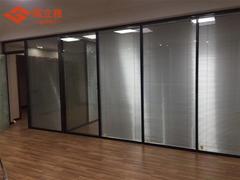 武漢辦公室玻璃隔斷鋁合金隔斷辦公高隔斷