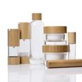 100% organic bamboo cosmetic packaging