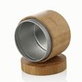 Bamboo Aluminum Jar Manufacture