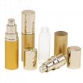 Perfume Sprayer TWIST UP ALUMINUM