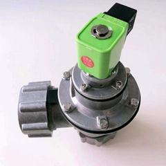 康越DMF-ZL-40S直角带螺母式电磁脉冲阀品牌