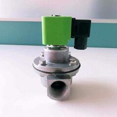kmf直角式脈衝電磁閥配件生產
