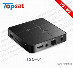 2019 Cheapest TV media player T96 mars S905w Quad core 1GB and 8 GB with BT 2.1