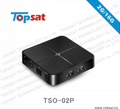 T96MINI TV Streaming Media Player With RK3229 Chips Support 2.4 GHZ WIFI 4K