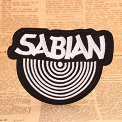 Sabian Custom Made Patches