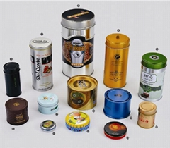 Hot sale! Tea Tin Cans