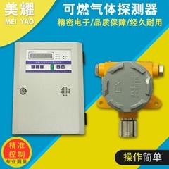 固定式可燃气体报警器防爆工业可燃探测器可燃气体检测仪
