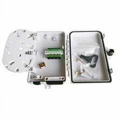 Outdoor 4 Ports Fiber Optic Distribution Box