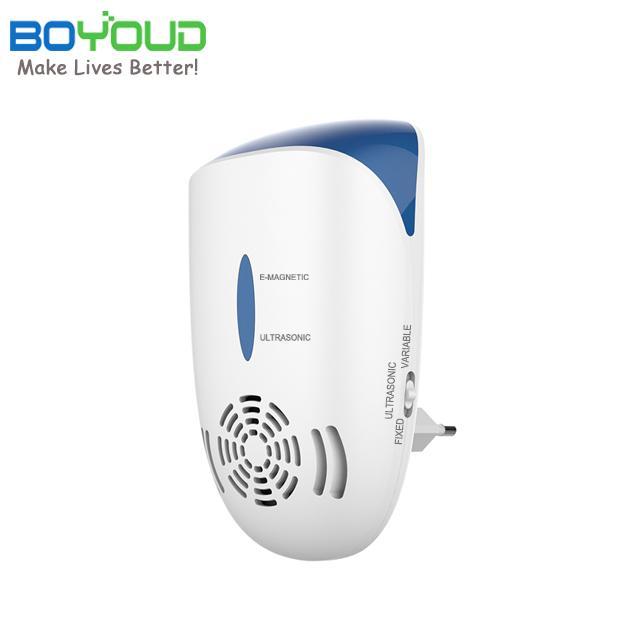 Pest Control Plug In Ultrasonic Pest Repeller 1
