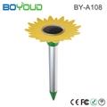 Garden Sunflower Rodent Control Solar