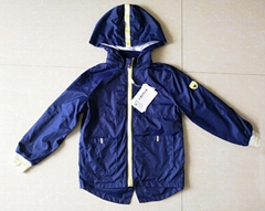 BOY'S POLYESTER HOODIE JACKET